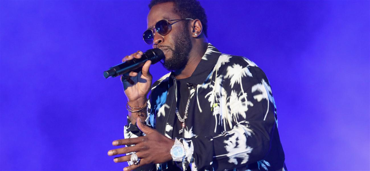 Social Media Slams Diddy For Making Lizzo Stop Twerking To MoneyBagg Yo Song On Instagram Live On Easter