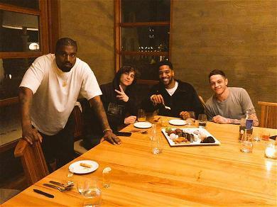 Pete Davidson Has No Beef With Kanye West During Sushi Dinner at Nobu