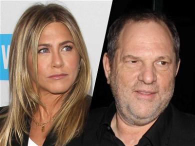Jennifer Aniston Joins Ex-Husband Brad Pitt in Objecting to Sale of Weinstein Co. Assets