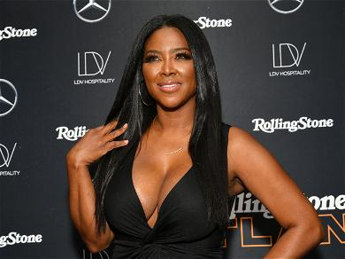 'RHOA's Kenya Moore Posts Throwback Thursday Photo Of Her Fake ID At 15 With Made Up Middle Name