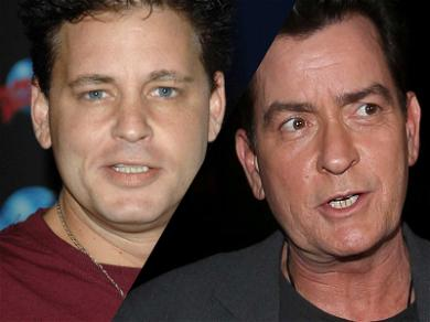 Corey Haim's Mother Claims Charlie Sheen 'Never Touched My Son'