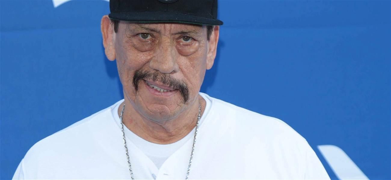 Danny Trejo Officially Divorced … Eight Years After Filing!