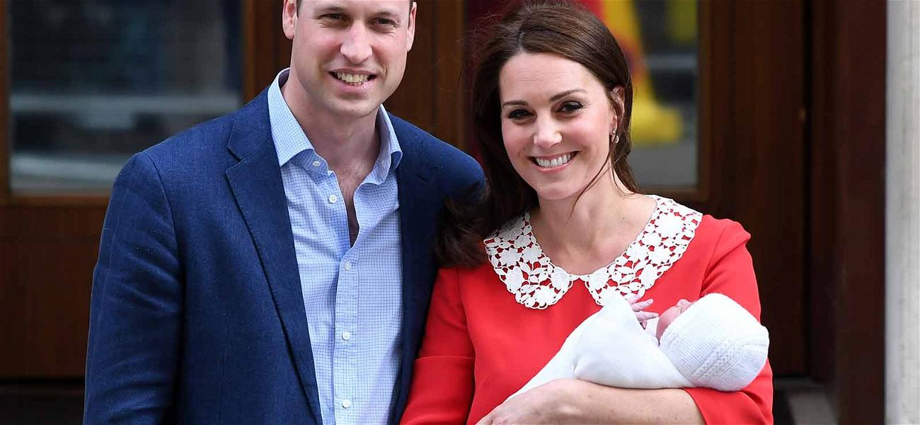 Kate Middleton and Prince William Debut Their Baby Boy!