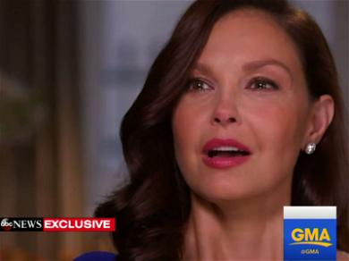 """Ashley Judd's Message to Harvey Weinstein, """"I Love You and I Understand That You Are Sick"""""""