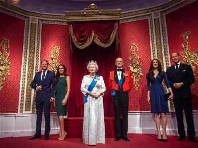 Madame Tussauds Wastes No Time Removing Prince Harry and Meghan Markle From Royal Display