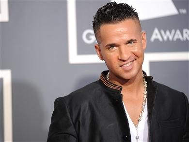 Mike 'The Situation' Sorrentino Reveals His Post Prison Body, And He is RIPPED!!