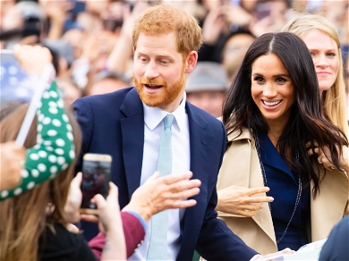 Will Harry & Meghan Honor Diana With New Baby Girl's Name?
