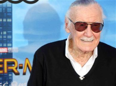 Stan Lee's Team Questioning Small Group Over Stolen Check, Suspect an Inside Job