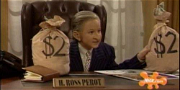 Ross Perot's Death Breathes Life Into Dana Carvey, 'All That' Parodies