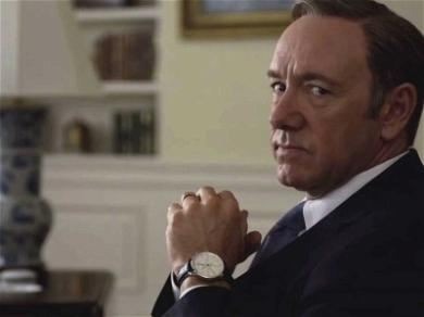 Kevin Spacey Developing 'House of Cards' Themed Merch Amid Scandal