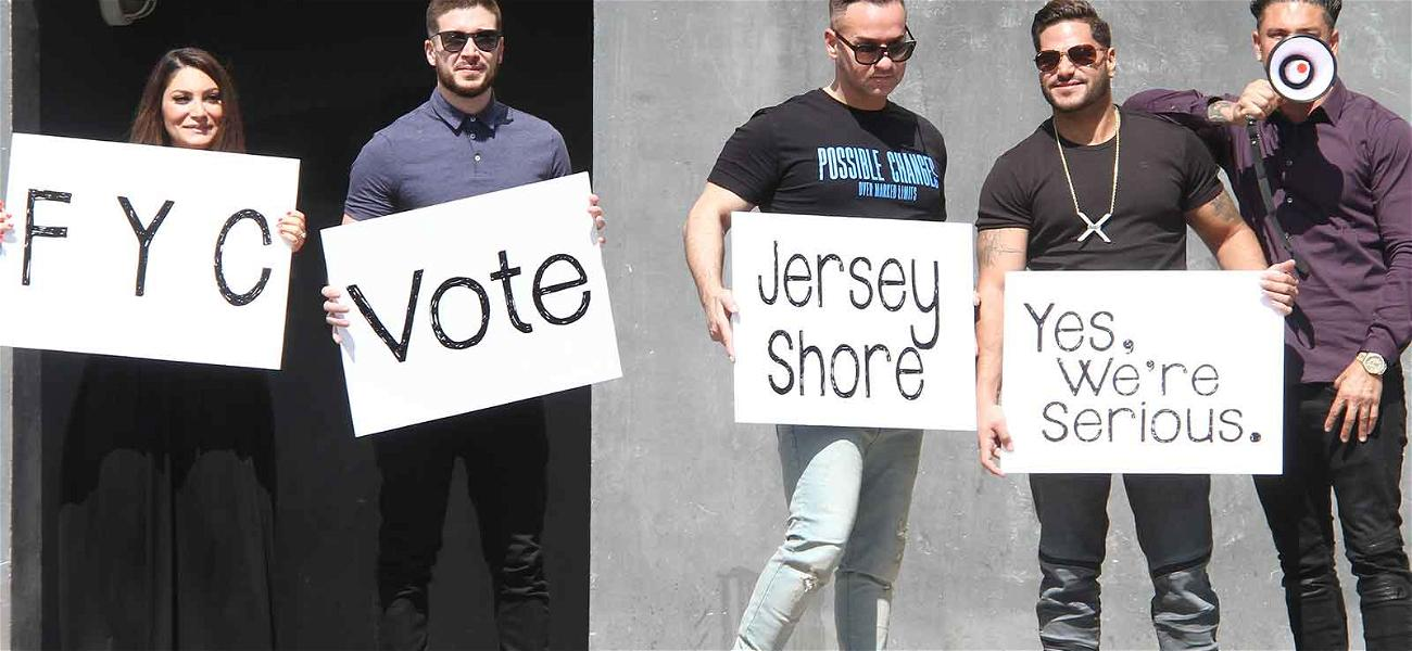 The 'Jersey Shore' Cast Really Wants Your Emmy Vote