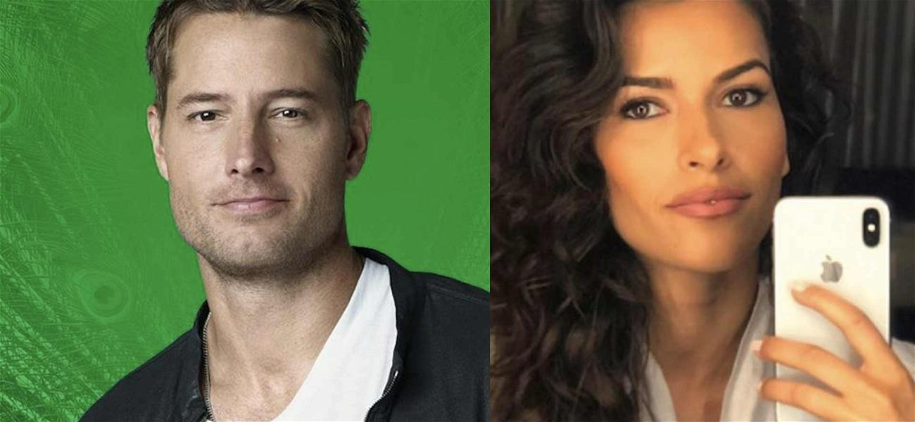 Justin Hartley Goes IG Official With New Girlfriend After Chrishell Stause Spills On Divorce