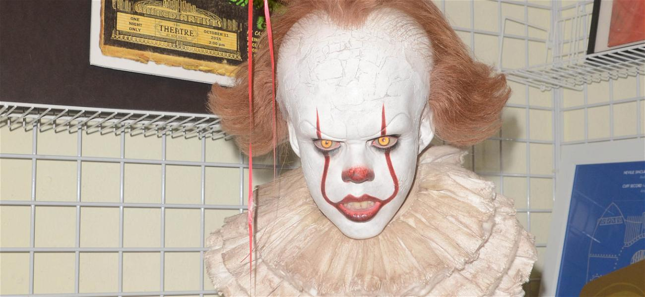 Creating Pennywise from Stephen King's 'IT'
