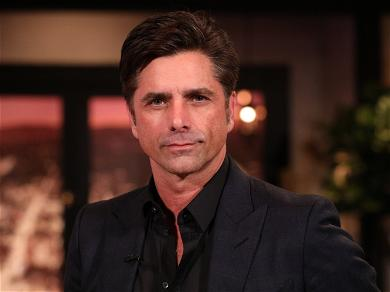 Did John Stamos Mean To Screw Up During His 'Little Mermaid Live' Performance?