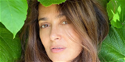 Salma Hayek Shows Off Her Juicy Figs That She Picked Herself