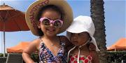 Rob Kardashian Shares Adorable Photo of Dream & Cousin True Thompson