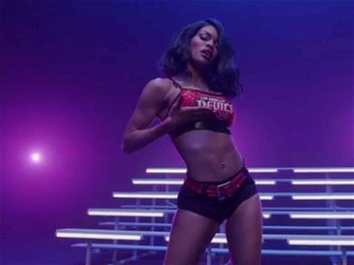 Someone Call The ? Because Teyana Taylor Is ? in 'Hit The Floor' Teaser