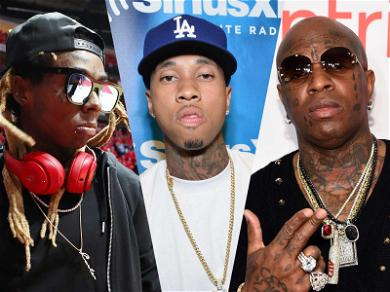 Tyga Sues Lil Wayne and Birdman's Record Labels for Allegedly Screwing Him Over on Royalties