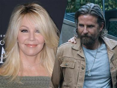 Heather Locklear Wants to Bang Bradley Cooper's Character Jackson Maine While in Rehab