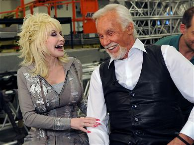Dolly Parton Opens Up About Meeting Kenny Rogers For The First Time In New Interview
