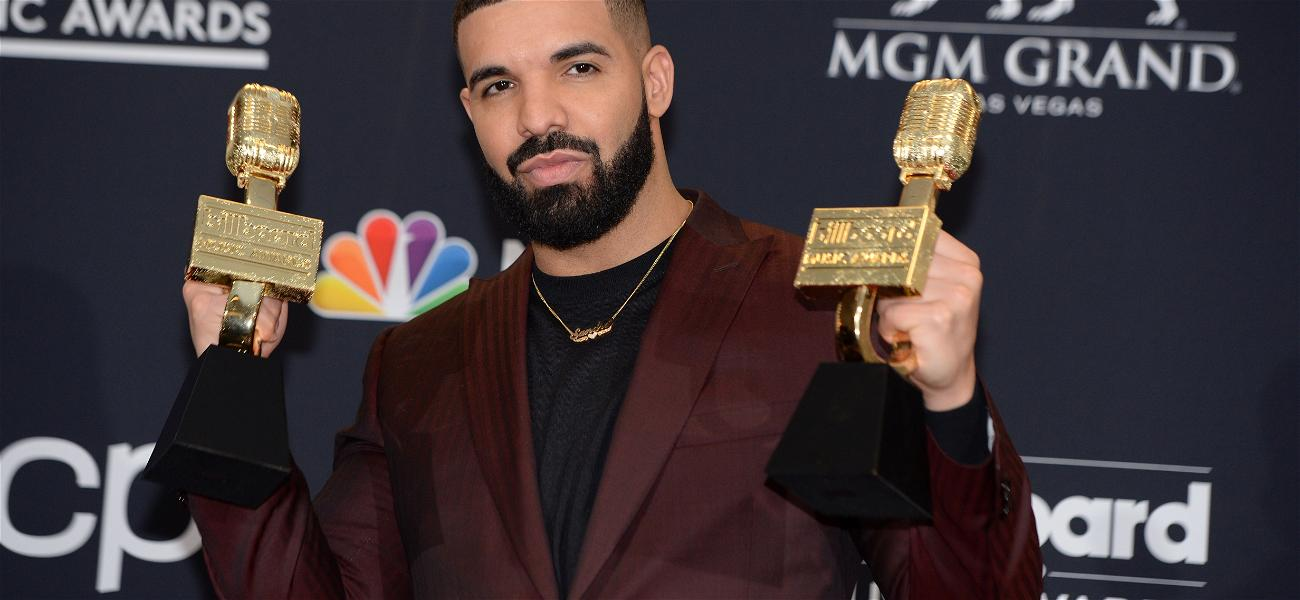 Drake Shares First Photos Of Son Adonis