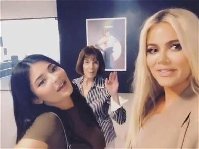 Kylie Jenner Showcases Her Singing Chops During Girls Date With Khloé and MJ