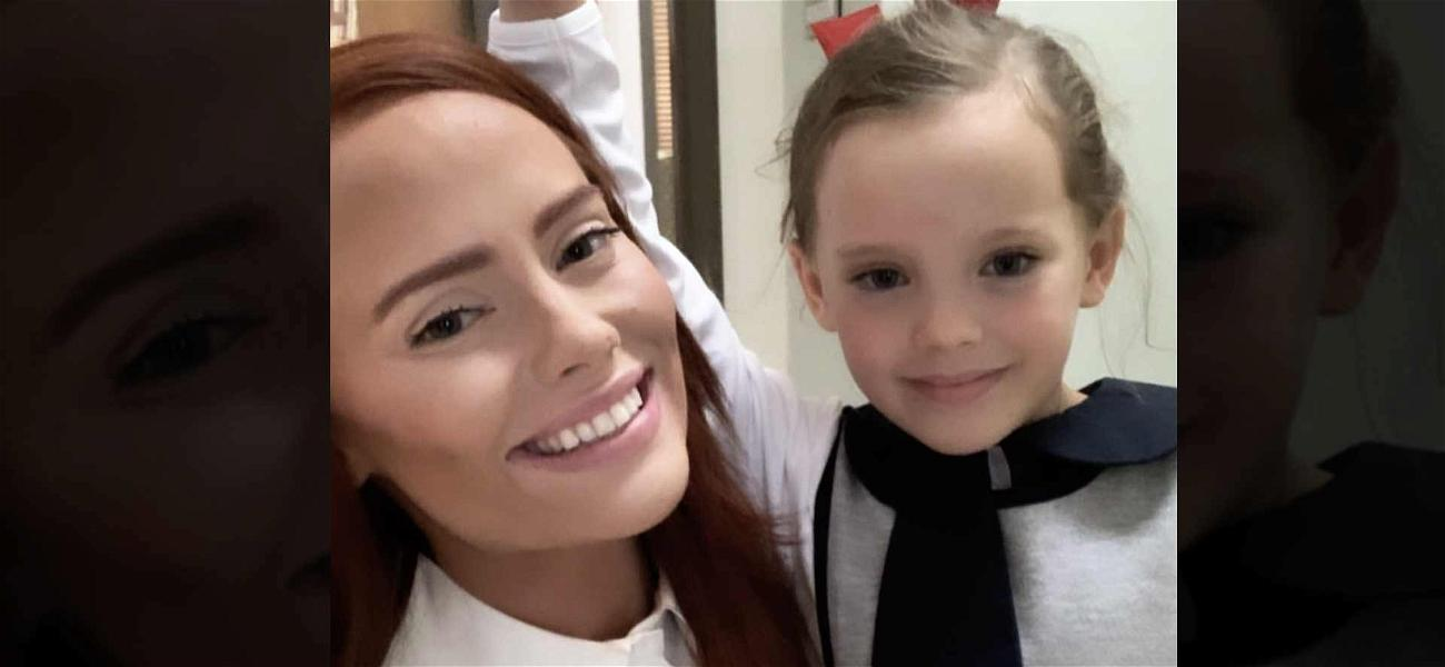 'Southern Charm' Star Kathryn Dennis Puts on a Smile for Daughter's First Day of Kindergarten