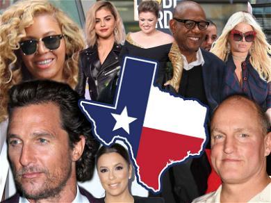 Big Hair, Big Stars! Happy National Texas Day!