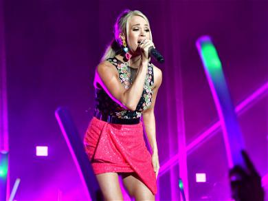 Carrie Underwood Takes Down Pictures Of Kids Amidst Self-Quarantine