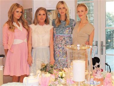 Kathy Hilton 'Lied' To Daughters Paris And Nicky Hilton About 'RHOBH' Role
