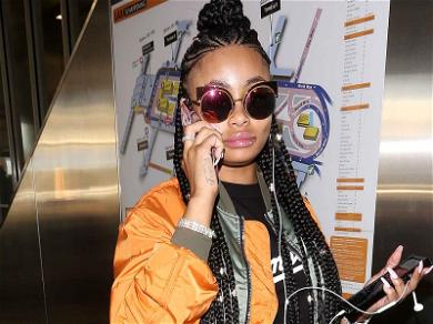 Blac Chyna Claims She's Not Under Investigation