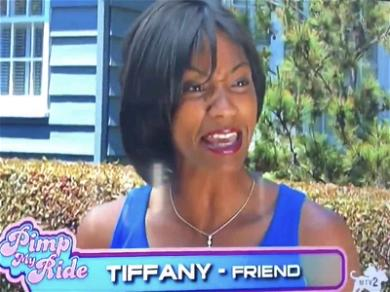 The Internet Has Unearthed Tiffany Haddish's 'Pimp My Ride' Appearance and It's Amazing!