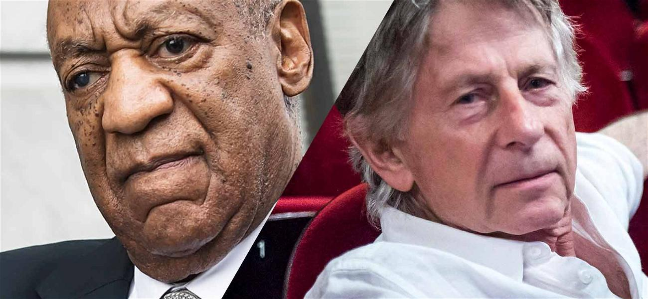 Bill Cosby Victims Demand Comedian and Roman Polanski Get Kicked Out of Academy