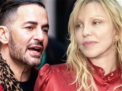 Marc Jacobs Praises Courtney Love Amidst Nasty Nirvana Legal Battle