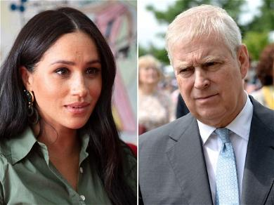 Prince Andrew, the 'Ultimate Embarrassing Uncle' According to Meghan Markle?
