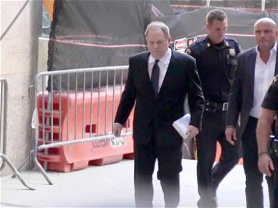 Harvey Weinstein Goes Limp On His Way to Court, Pleads Not Guilty to Additional Charges