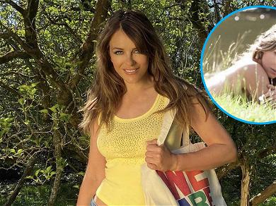 Elizabeth Hurley Shares Stunning Earth Day Thirst Trap To Spread Awareness About Illegal Wet Markets