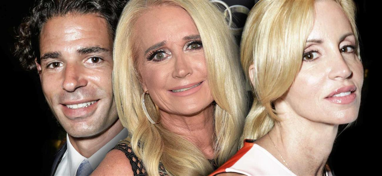 'RHOBH' Star Camille Grammer's Ex-Boyfriend Tries to Keep Private Kim Richards Texts From Court Trial