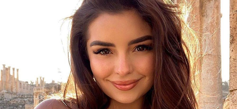 Demi Rose Shows Off Curls In Bouncy Surprise