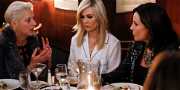 Luann de Lesseps Claims 'RHONY' Has No Respect For Tinsley Mortimer, Claims She's 'Very Insecure'