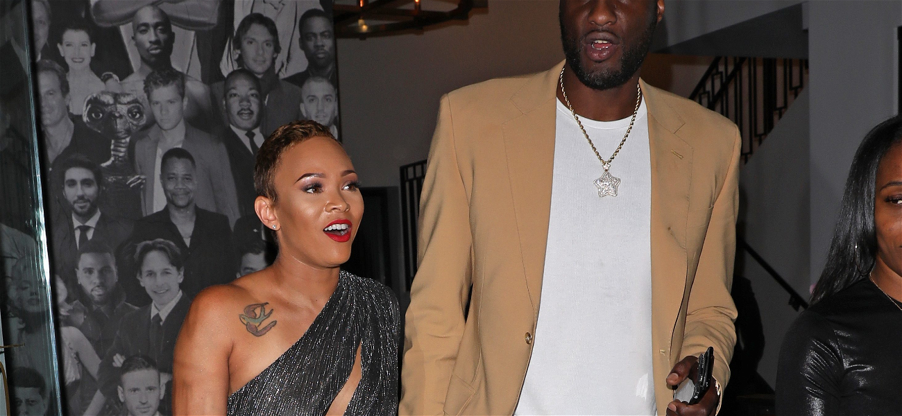 Lamar Odom Claims Ex-Girlfriend Is Holding His Social Media Accounts 'Hostage'