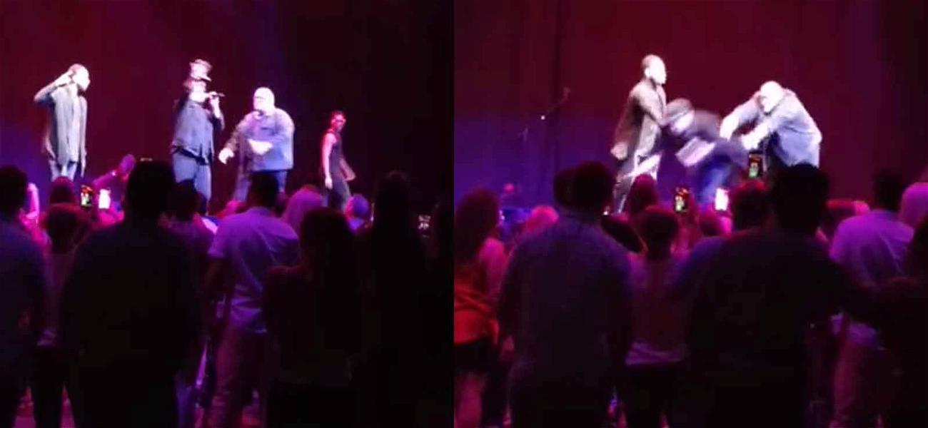 'Alcohol a Factor' in Color Me Badd's Bryan Abrams Arrest for Attacking Bandmate