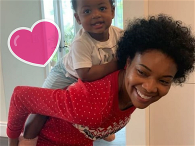 Gabrielle Union Just Dropped A Whole Lotta Cute On Instagram With Daughter Kaavia