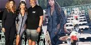 Beyoncé's Mom, Tina Knowles, Throws Vivica A. Fox Gumbo-Themed Birthday Feast