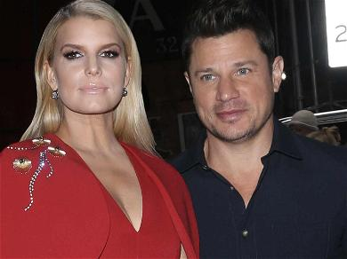 Jessica Simpson Calls Nick Lachey 'Bitter' After He Makes Fun Of Her Dad's Sexuality