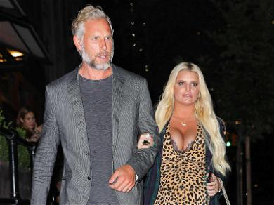 Jessica Simpson Brings Out The Girls For Date Night With Hubby Eric Johnson