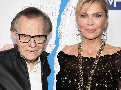 Larry King Agrees To Pay His Estranged Wife Shawn $33,000 A Month In Support
