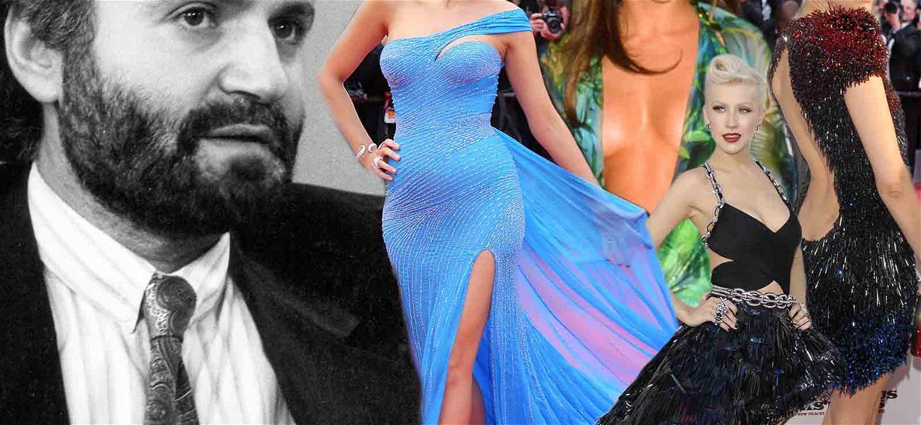Gianni Versace is Still a Celebrity Fashion Juggernaut, Even Today