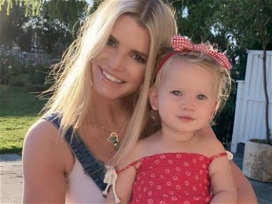 Jessica Simpson's Daughter Birdie Fashionista Just Like Mama