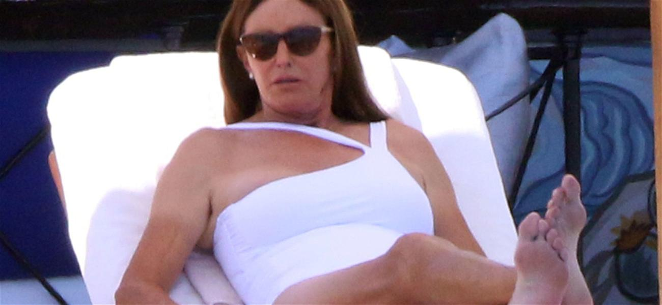 Caitlyn Jenner Celebrates Her Birthday in Mexico